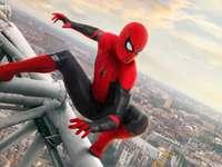Pókember - Peter Parker visszatér mindennapi tanulói rutinjához, amíg egy új gazember megjelenése esélyt
