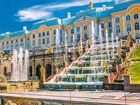 Petersburg - glödet av bärnsten - Petersburg - glödet av bärnsten