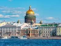 Petersburg är en vacker stad