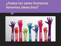 DREPTURILE OMULUI - Promovarea drepturilor omului