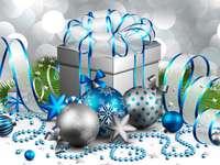 tarjeta de Navidad - m ......... , .........