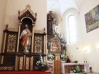 St. Józef in Prudnik-Las - Sanctuary of St. Józefa in Prudnik Las - the monastery complex with the church of St. Józef [2]. I