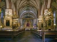 St. Catherine i Brodnica (stiftet Toruń