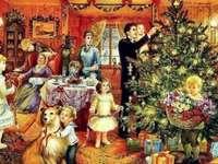 << Nochebuena >> - Navidad: Nochebuena.