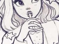 Dívka - Nekreslil jsem to