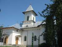 """Holy Trinity Church Suceava"" - Puzzle - ""Holy Trinity Church Suceava"" - 4-teiliges Puzzle"