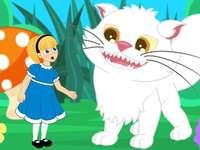 YouTube Alice Csodaországban   Mesék lengyelül - Alicja w Krainie Czarów + Thumbelina mese lengyelül   Lefekvés előtt rajzfilm animáció❤️�