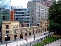 Cidade de Bilbao na Espanha - Cidade de Bilbao na Espanha