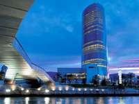 Miasto Bilbao w Hiszpanii - Miasto Bilbao w Hiszpanii