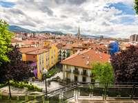 Město Bilbao ve Španělsku - Město Bilbao ve Španělsku