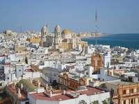 Cadiz város Spanyolországban