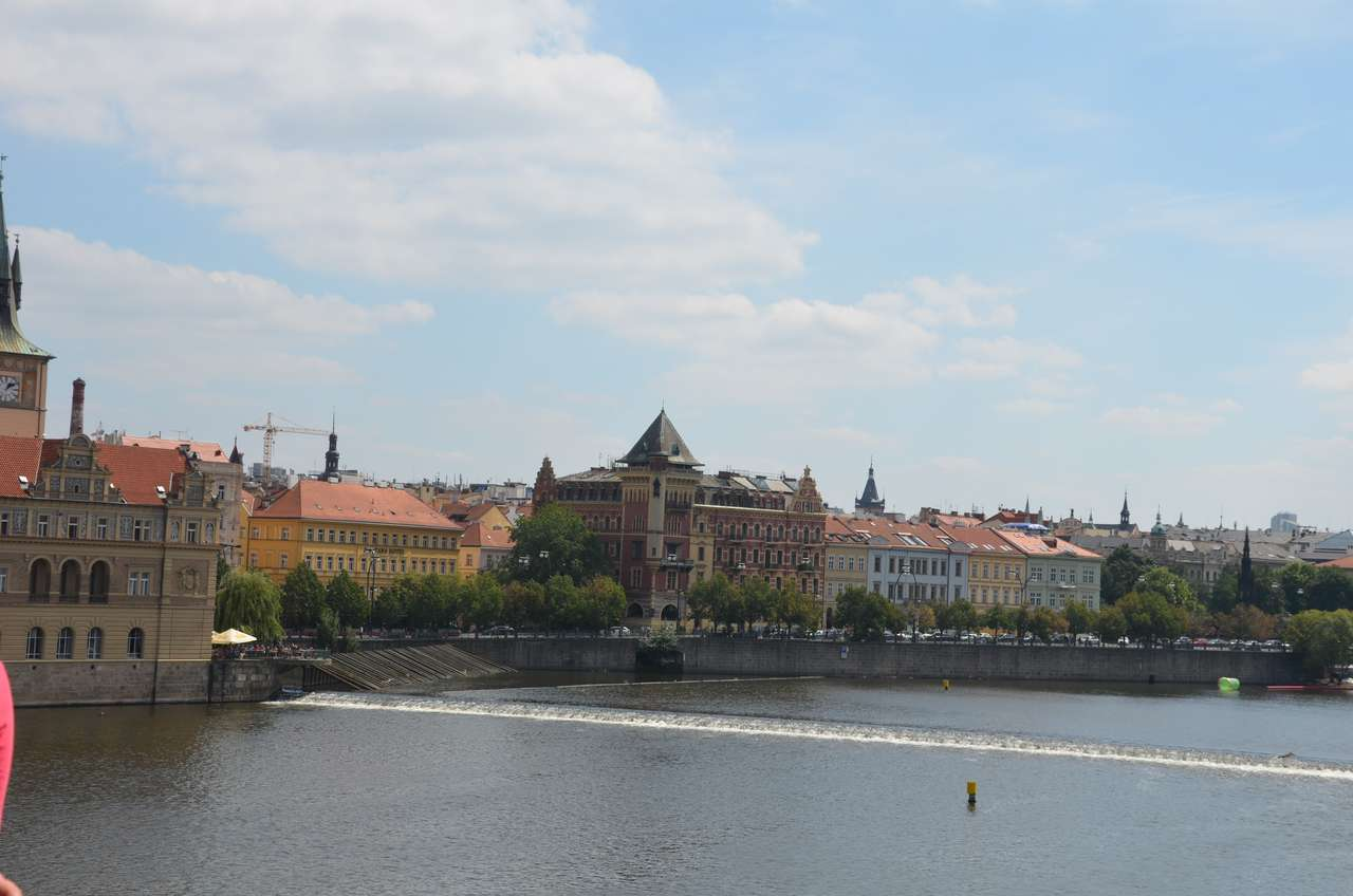 Prag, Tjeckien - Prag, monument, flod, sightseeing (13×9)