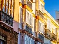 Cidade de Cádiz na Espanha - Cidade de Cádiz na Espanha