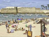 Orașul Cadiz din Spania - Orașul Cadiz din Spania