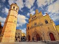 Město Castellon de la Plana ve Španělsku - Město Castellon de la Plana ve Španělsku