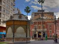 Castellon de la Plana city in Spain