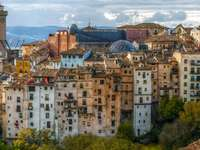 Město Cuenca ve Španělsku - Město Cuenca ve Španělsku