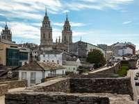 Město Lugo ve Španělsku ve Španělsku - Město Lugo ve Španělsku ve Španělsku