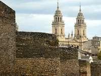 Orașul Lugo din Spania Spania