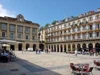 Miasto San Sebastian w Hiszpanii - Miasto San Sebastian w Hiszpanii