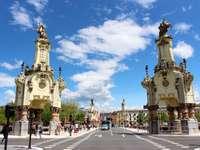 Město San Sebastian ve Španělsku - Město San Sebastian ve Španělsku