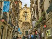 Orașul San Sebastian din Spania - Orașul San Sebastian din Spania