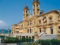San Sebastian város Spanyolországban - San Sebastian város Spanyolországban