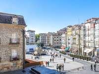 Cidade de Vitória Gasteiz na Espanha - Cidade de Vitória Gasteiz na Espanha
