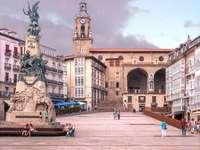 Orașul Vitoria Gasteiz din Spania - Orașul Vitoria Gasteiz din Spania