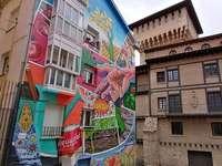 Град Витория Гастеиз в Испания - Град Витория Гастеиз в Испания