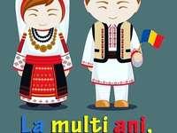 Alles Gute zum Geburtstag Rumänien!