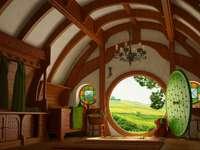 casa- interno, hobbit - m .........................