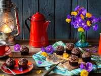 cupcakes cu cafea - m .........................