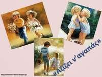 Milovat - Pocity lásky pro kojence