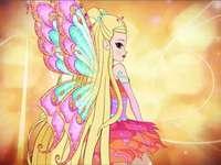 stella winx club enchantix - stella enchantix komt uit de winx club en daarom verschijnt ze in tekenfilms. winx club was er een v