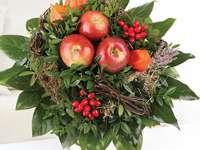 Mele in un bouquet - Mele in un bouquet di Natale