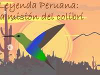THE LEGEND OF THE HUMMINGBIRD - The legend the mission of the hummingbird
