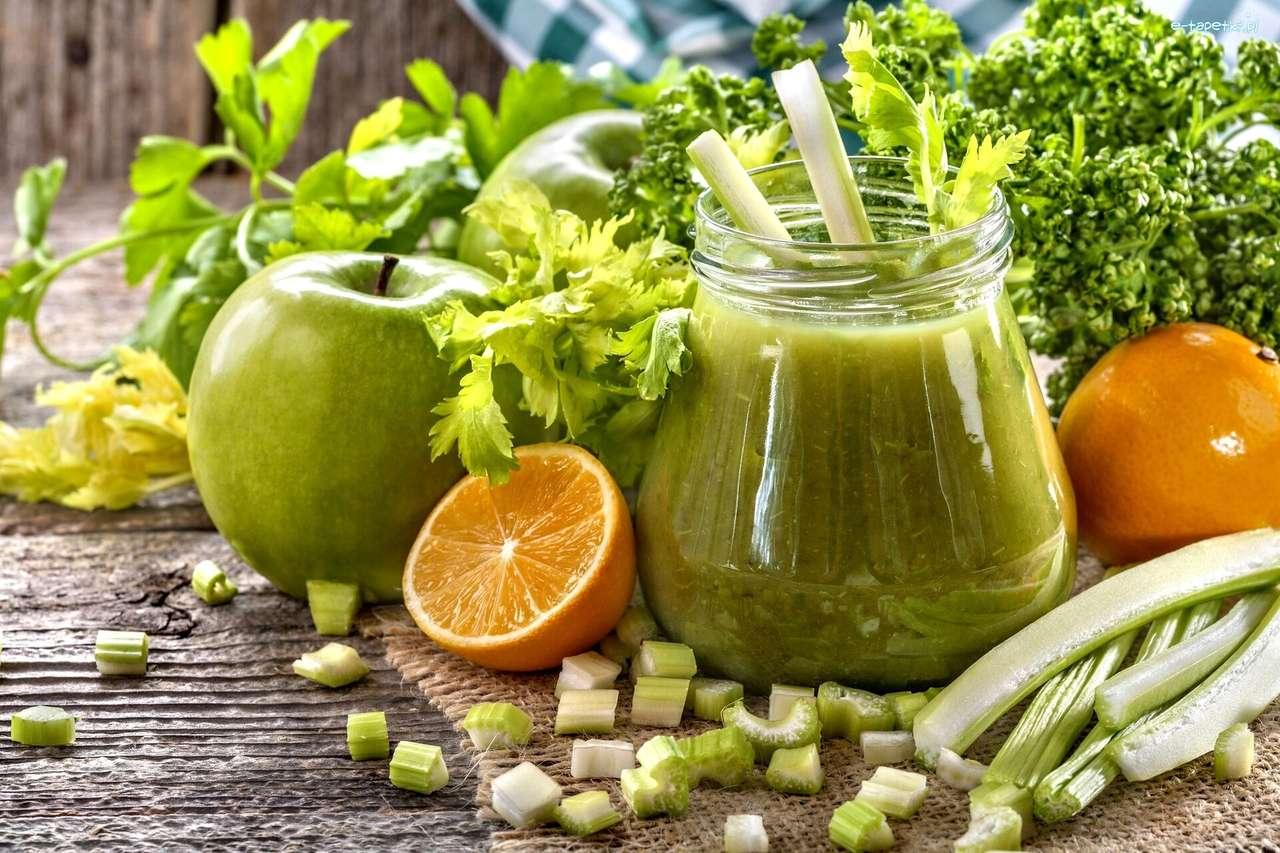 groente- en fruitdrank