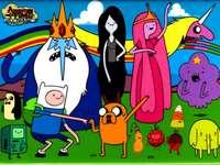карикатура за деца - когато танцуваш, не забравяй хубавото нещо, страхотнот