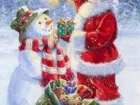 Ježíš přichází! - Radost ze setkání s Santa Clausem a jeho překvapení!