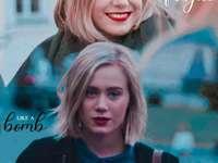 Noora Amalie Satre - Noora Amalie Satre från Skam-serien.