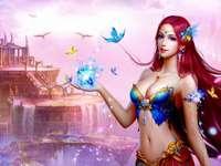 Приказен свят - Красота, въображение и фантазия.