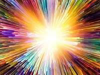 Explozie de lumină colorată - Explozie de lumină colorată