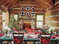 Decorarea mesei de Crăciun - Decorarea mesei de Crăciun