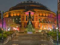 Royal Albert Hall London Christmas Christmas - Royal Albert Hall London Christmas Christmas