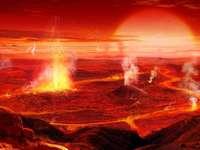 PRECAMBRÁLNÍ GEOLOGICKÁ ÉRA - První fáze vývoje Země v různých geologických dobách