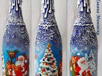 Le tre bottiglie