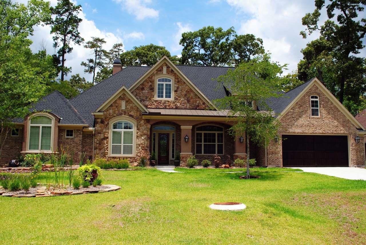 huis met eigendom