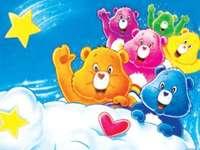 pohádka - starostliví medvědi - m .....................