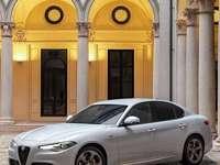 Alfa Romeo Giulia Itálie - velkolepý sedan se sportovním sipiritem